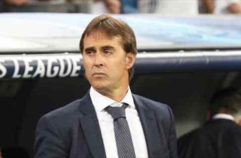 El cara a cara con Lopetegui que saca a un crack del Real Madrid