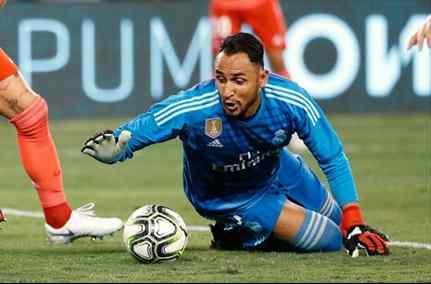 Terremoto en el vestuario del Real Madrid (y Keylor Navas está en medio)