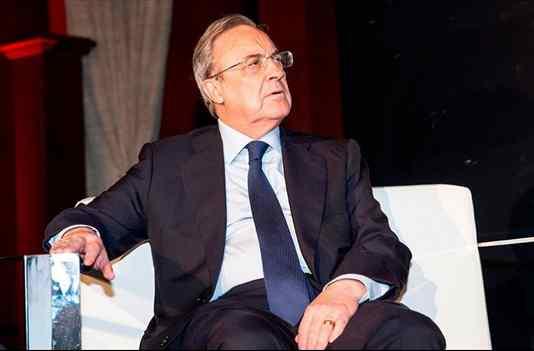 La oferta que revienta un fichaje galáctico de Florentino Pérez para el Real Madrid