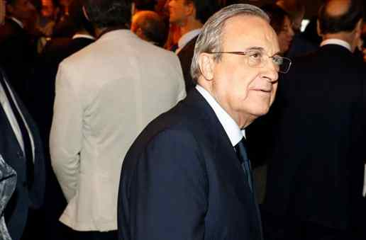 Florentino Pérez lo sabe: la estrella que deja colgado a Julen Lopetegui en enero