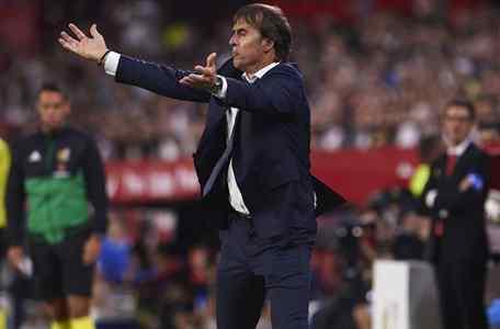 Florentino Pérez le exige una revolución a Lopetegui en el Real Madrid (y es para el derbi)