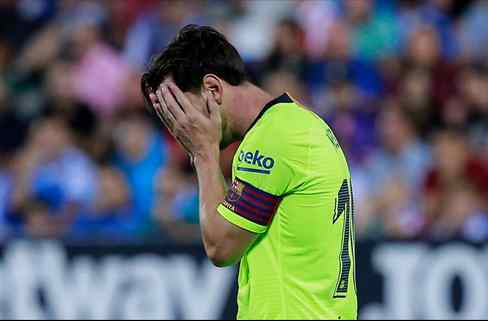 Golpe a Messi: el crack que deja tirado al Barça (y es un palo para Valverde)