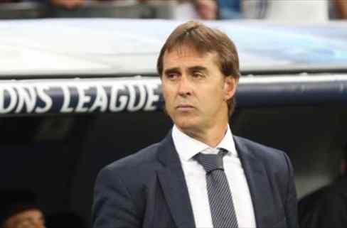 Amenaza con irse: el último lío con Lopetegui en el Real Madrid