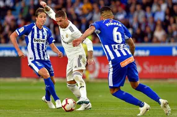 Sergio Ramos revienta en el ridículo del Real Madrid: tú y tú, fuera (y hay fichaje en enero)