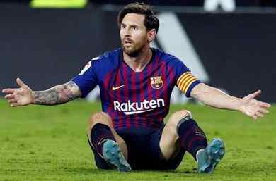 Messi lo veta en el Barça. Y negocia con Florentino Pérez su fichaje por el Real Madrid