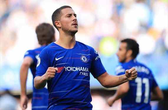 Operación Hazard: el Chelsea pide una estrella del Real Madrid (y no es Gareth Bale)