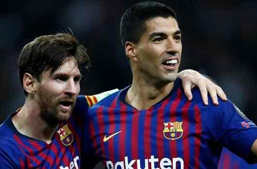 La opción que Messi pone sobre la mesa del Barça para salvar el cuello a Luis Suárez