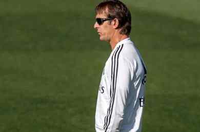Quiere ser el nuevo Lopetegui. Y se ofrece a Florentino Pérez (y es del Barça)
