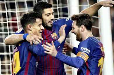 Messi lo quiere echar. Luis Suárez también. Y hasta Coutinho se lo quiere cargar