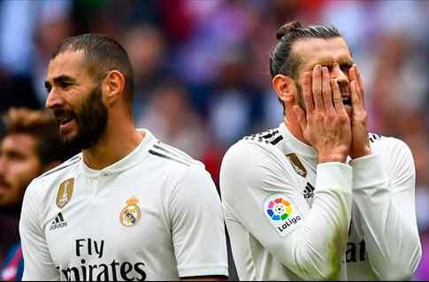 O espabila o lo venden. No es Gareth Bale. Ni Benzema (Y Sergio Ramos sabe de qué va)