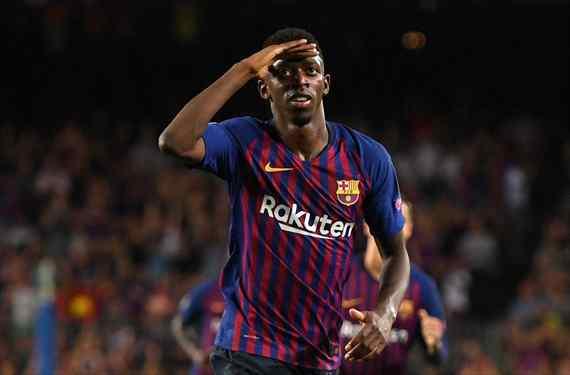 Dembélé no es el único 'muerto' del Barça. Los otros dos sentenciados (y se van en enero)