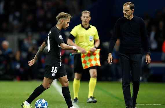 Neymar la lía en París. Florentino Pérez lo sabe (y la bomba estalla en el Real Madrid)