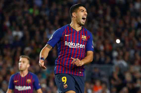 Luis Suárez y el lío con Dembélé: lo peor está por llegar (y es un problema para el Barça)