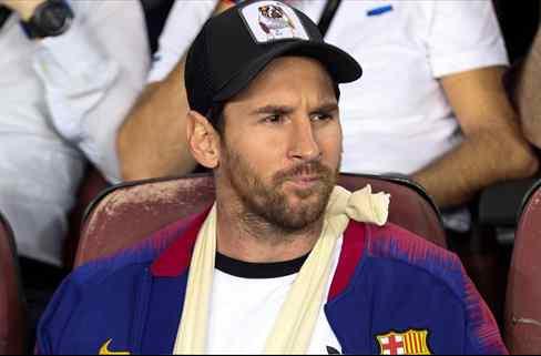 Messi y el fichaje que quiere en el Barça en enero (y Valverde también)
