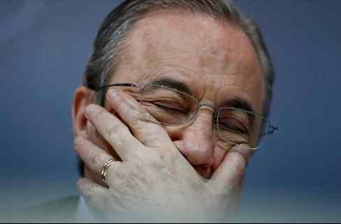 Florentino Pérez tiene nueva lista negra (y hay dos cracks. Y un bombazo)