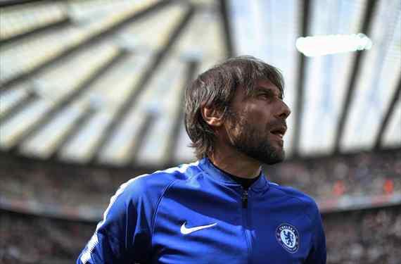 Conte llega al Real Madrid con lista de fichajes (y se carga a tres cracks)