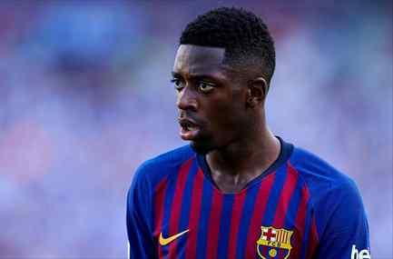 Dembélé y la oferta que avergüenza en el Barça. Messi no se lo cree (y Valverde tampoco)