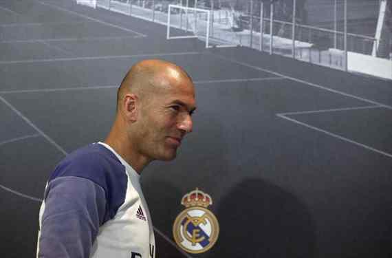 Zidane tiene cuatro ofertas TOP para volver a los banquillos en 2019 (y ninguna es del Real Madrid)