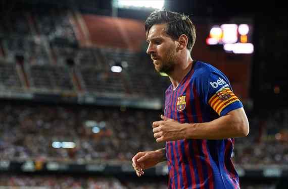 Messi estalla en el Barça-Betis (y corta cabezas): a la calle (y hay sorpresas)