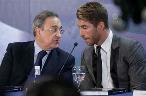 Florentino elige al nuevo entrenador del Madrid 2019-20 en un cara a cara con Ramos (y hay sorpresa)