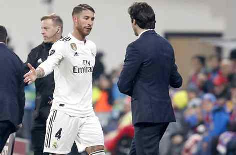 Fichaje sorpresa en el Real Madrid (y a Sergio Ramos le cambia la cara: la apuesta de Solari)