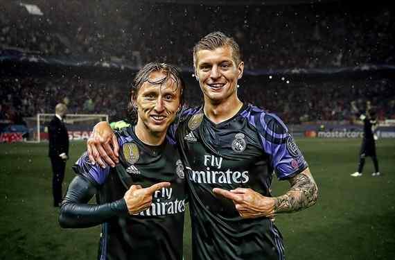 45 millones de euros para cargarse a Modric: el fichaje sorpresa que prepara Florentino Pérez