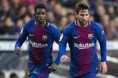 Las tres operaciones exprés (y una sin prisa) que el Barça hará en enero (Dembelé está implicado)