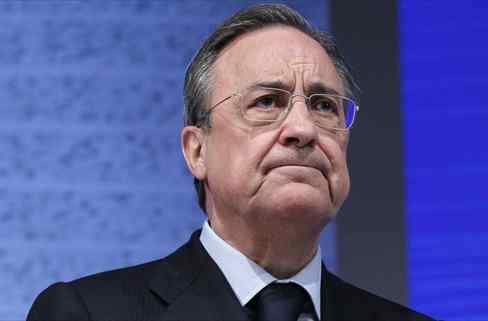140 millones y al Real Madrid: la última locura galáctica de Florentino Pérez