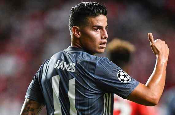 La llamada especial de Ronaldo que acerca a James Rodríguez a la Juventus (y Falcao, involucrado)