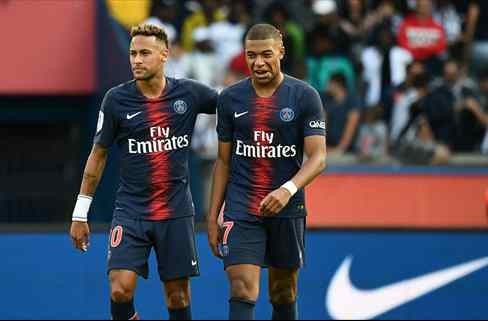 El plan del PSG si Neymar y Mbappé se van a final de temporada (tres fichajes de leyenda)