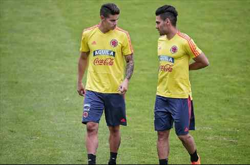 Chivatazo a James Rodríguez: Falcao tiene nuevo equipo para el mes de enero (y es de Champions)
