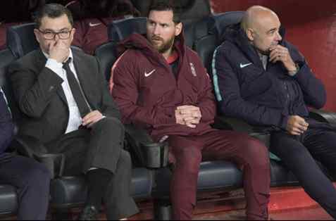 Harry Kane la lía con Messi en el Barça-Tottenham: estalla la bomba (y es bestial)
