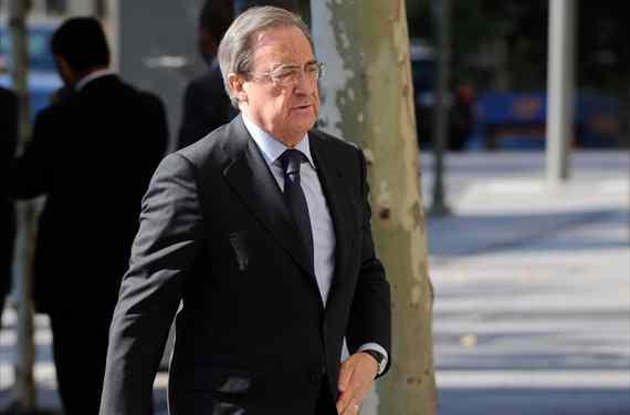 Florentino Pérez se reúne (en secreto) con el sustituto de Solari: altas y bajas para el Real Madrid