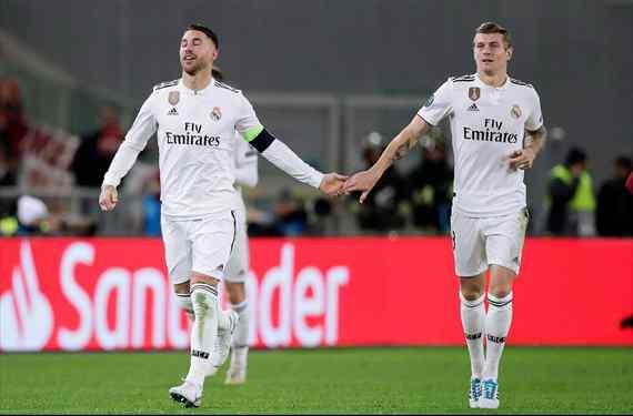 De risa: la nueva alternativa de Florentino Pérez para jubilar a Benzema (y Ramos no se lo cree)