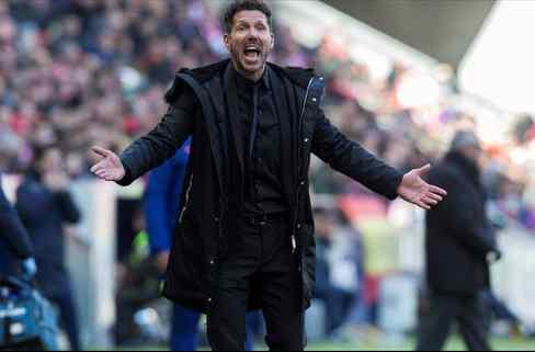 Simeone pide al Atlético que le quite un fichaje galáctico a Florentino Pérez (y al Real Madrid)