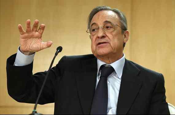 ¡Se lo roban al Real Madrid! El galáctico que tenía atado Florentino y que dice 'no' a última hora