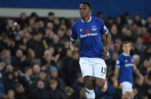 Yerry Mina quiere irse del Everton (y apunta a un equipo de la liga española)
