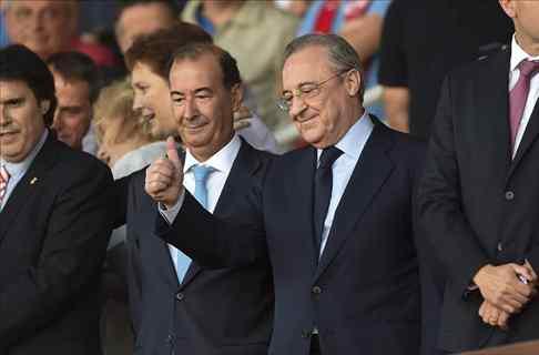 Última hora en el Real Madrid-Sevilla: Florentino Pérez ofrece 8 millones a un crack para llevárselo