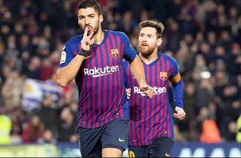 El as en la manga del Barça de Messi para acabar con Florentino y el Real Madrid (y para siempre)