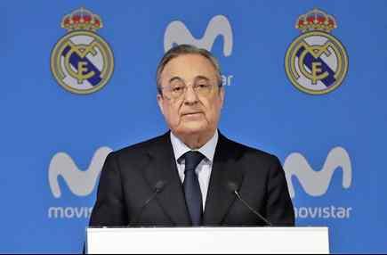 Adidas pacta con Florentino Pérez quien será el 10 del Real Madrid 2019-20