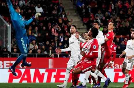 ¡Vaya salvajada de Sergio Ramos!: la lía al final del Real Madrid-Girona (y vas a alucinar)