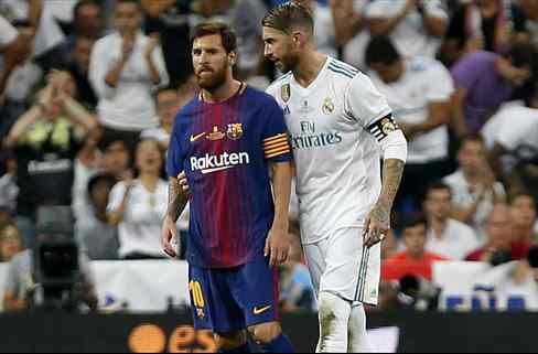 Messi calienta el Barça-Real Madrid de Copa del Rey con una bomba a Ramos (y a Florentino Pérez)