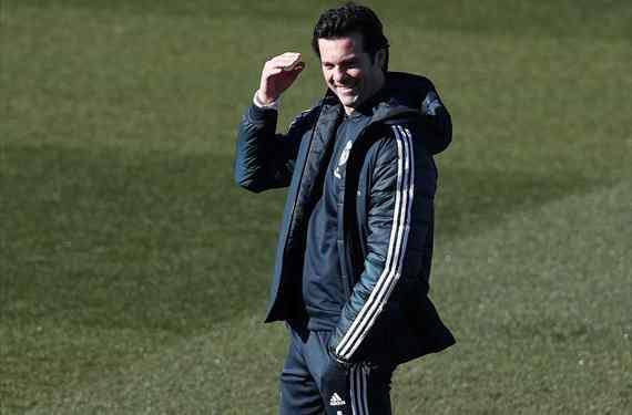 Solari frena un fichaje bomba a Florentino Pérez para el Real Madrid