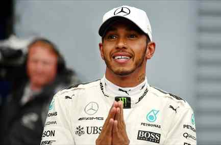 Lewis Hamilton se merienda a Fernando Alonso: el nuevo Mercedes W 10
