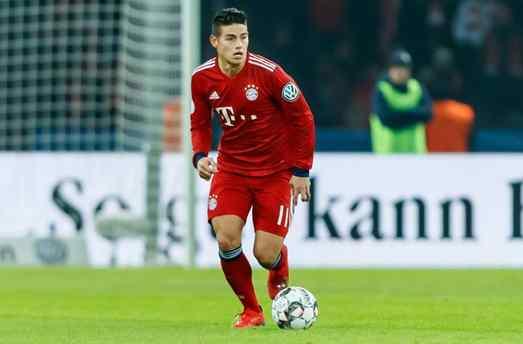 Quiere a James (y en el Bayern): el tapado para cargarse a Kovac que pide la compra al Real Madrid
