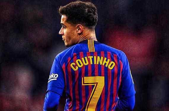 El escándalo Coutinho en el Barça que revienta al Barça (y Messi, Luis Suárez y Piqué tapan)