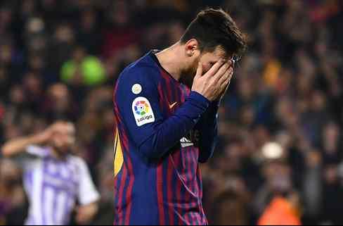 Una estrella se despacha a gusto con un intocable de Messi en el Barça (ojo a la crítica)