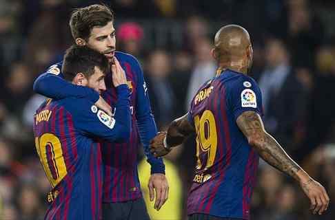El fichaje en el Barça que desata una batalla campal con Messi, Luis Suárez y Piqué