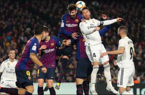 La respuesta más bestia de Sergio Ramos al ataque de Piqué