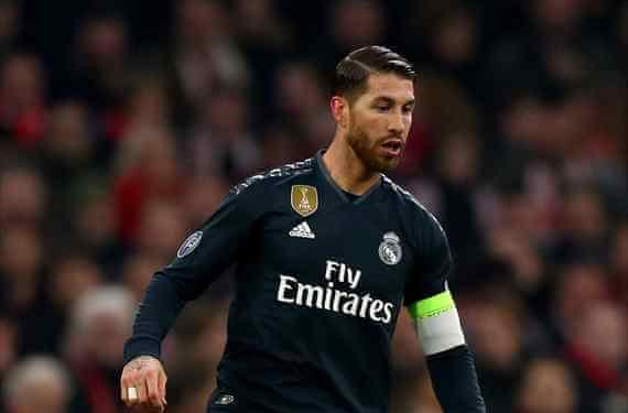 El refuerzo que Sergio Ramos veta a Florentino Pérez en el Real Madrid